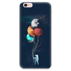 Silikonové pouzdro iSaprio (mléčně zakalené) Balónky 02 na mobil Apple iPhone 6 Plus/6S Plus