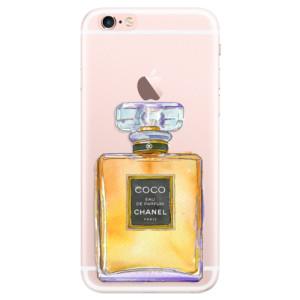Silikonové pouzdro iSaprio (mléčně zakalené) Chanel Gold na mobil Apple iPhone 6 Plus/6S Plus