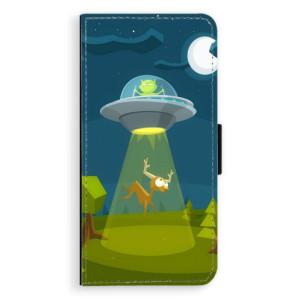 Flipové pouzdro iSaprio Ufouni 01 na mobil Samsung Galaxy J6