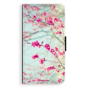 Flipové pouzdro iSaprio Blossom 01 na mobil Apple iPhone XR