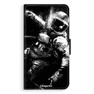Flipové pouzdro iSaprio Astronaut 02 na mobil Apple iPhone XR
