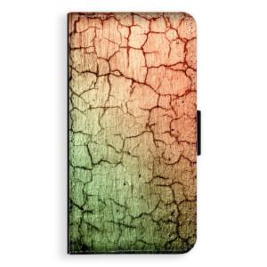 Flipové pouzdro iSaprio Rozpraskaná Zeď 01 na mobil Apple iPhone XR