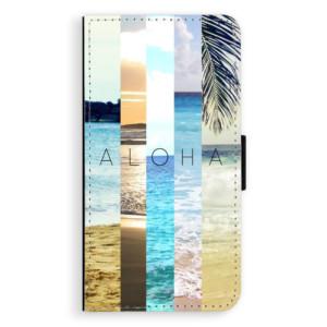 Flipové pouzdro iSaprio Aloha 02 na mobil Apple iPhone XR
