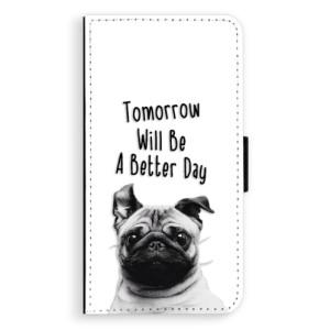 Flipové pouzdro iSaprio Better Day 01 na mobil Apple iPhone XR