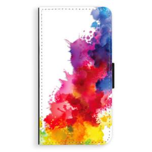 Flipové pouzdro iSaprio Color Splash 01 na mobil Apple iPhone XR