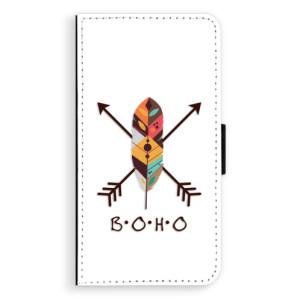Flipové pouzdro iSaprio BOHO na mobil Apple iPhone XR