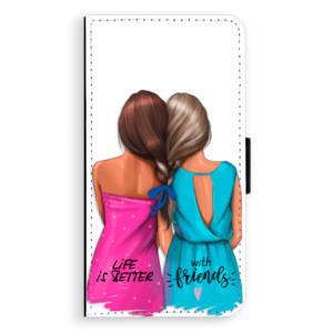 Flipové pouzdro iSaprio Best Friends na mobil Apple iPhone XR