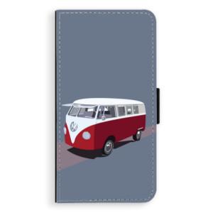 Flipové pouzdro iSaprio VW Bus na mobil Apple iPhone XS Max