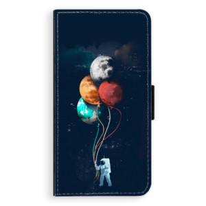 Flipové pouzdro iSaprio Balónky 02 na mobil Apple iPhone XS Max