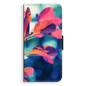 Flipové pouzdro iSaprio Podzim 01 na mobil Huawei Nova 3i
