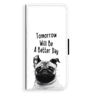 Flipové pouzdro iSaprio Better Day 01 na mobil Huawei Nova 3i