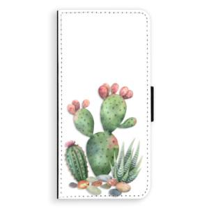 Flipové pouzdro iSaprio Kaktusy 01 na mobil Huawei Nova 3i