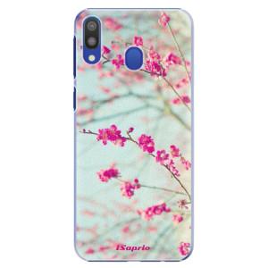 Plastové pouzdro iSaprio Blossom 01 na mobil Samsung Galaxy M20
