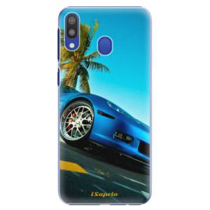 Plastové pouzdro iSaprio Kára 10 na mobil Samsung Galaxy M20