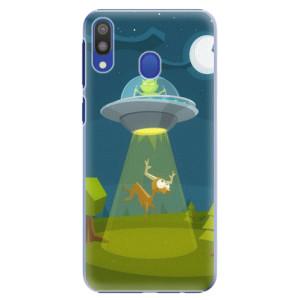 Plastové pouzdro iSaprio Ufouni 01 na mobil Samsung Galaxy M20
