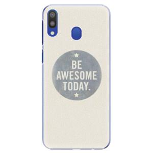 Plastové pouzdro iSaprio Awesome 02 na mobil Samsung Galaxy M20