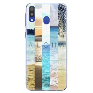 Plastové pouzdro iSaprio Aloha 02 na mobil Samsung Galaxy M20