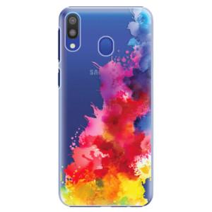 Plastové pouzdro iSaprio Color Splash 01 na mobil Samsung Galaxy M20