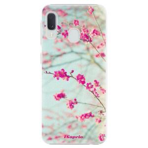 Plastové pouzdro iSaprio Blossom 01 na mobil Samsung Galaxy A20e