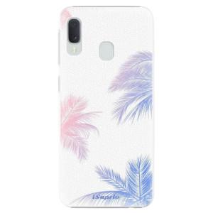 Plastové pouzdro iSaprio Palmy 10 na mobil Samsung Galaxy A20e