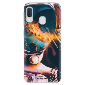 Plastové pouzdro iSaprio Astronaut 01 na mobil Samsung Galaxy A20e