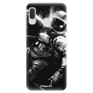 Plastové pouzdro iSaprio Astronaut 02 na mobil Samsung Galaxy A20e