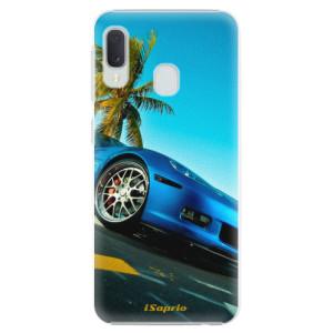 Plastové pouzdro iSaprio Kára 10 na mobil Samsung Galaxy A20e