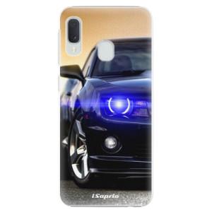 Plastové pouzdro iSaprio Chevrolet 01 na mobil Samsung Galaxy A20e