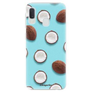 Plastové pouzdro iSaprio Kokos 01 na mobil Samsung Galaxy A20e