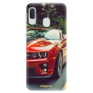 Plastové pouzdro iSaprio Chevrolet 02 na mobil Samsung Galaxy A20e
