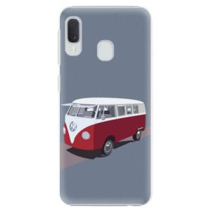 Plastové pouzdro iSaprio VW Bus na mobil Samsung Galaxy A20e