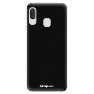 Plastové pouzdro iSaprio 4Pure černé na mobil Samsung Galaxy A20e