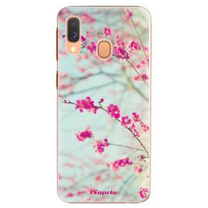 Plastové pouzdro iSaprio Blossom 01 na mobil Samsung Galaxy A40