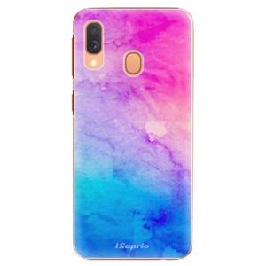 Plastové pouzdro iSaprio Watercolor Paper 01 na mobil Samsung Galaxy A40
