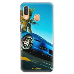 Plastové pouzdro iSaprio Kára 10 na mobil Samsung Galaxy A40