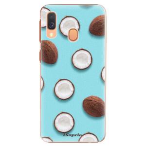 Plastové pouzdro iSaprio Kokos 01 na mobil Samsung Galaxy A40