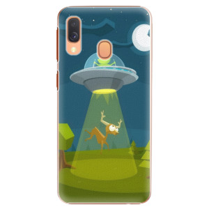 Plastové pouzdro iSaprio Ufouni 01 na mobil Samsung Galaxy A40