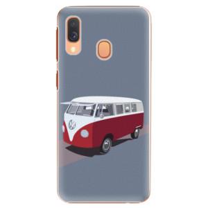 Plastové pouzdro iSaprio VW Bus na mobil Samsung Galaxy A40