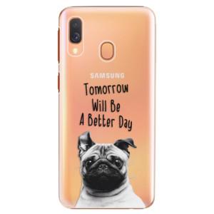 Plastové pouzdro iSaprio Better Day 01 na mobil Samsung Galaxy A40