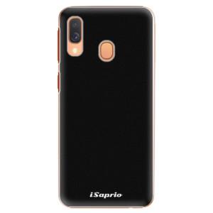 Plastové pouzdro iSaprio 4Pure černé na mobil Samsung Galaxy A40