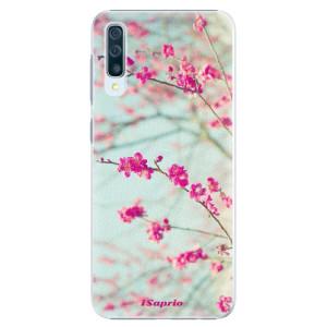 Plastové pouzdro iSaprio Blossom 01 na mobil Samsung Galaxy A50