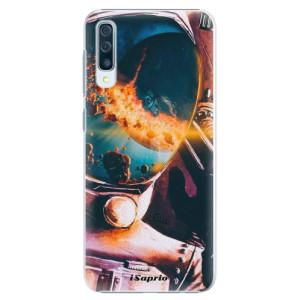Plastové pouzdro iSaprio Astronaut 01 na mobil Samsung Galaxy A50