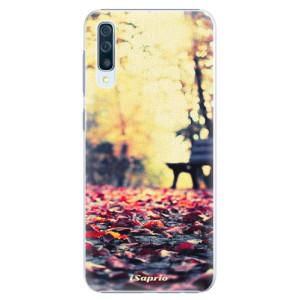 Plastové pouzdro iSaprio Bench 01 na mobil Samsung Galaxy A50