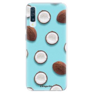 Plastové pouzdro iSaprio Kokos 01 na mobil Samsung Galaxy A50