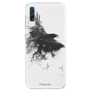 Plastové pouzdro iSaprio Havran 01 na mobil Samsung Galaxy A50 / A30s