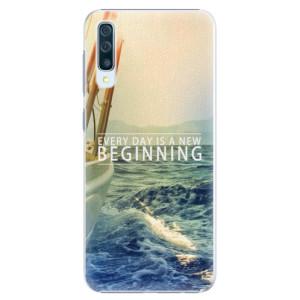 Plastové pouzdro iSaprio Beginning na mobil Samsung Galaxy A50
