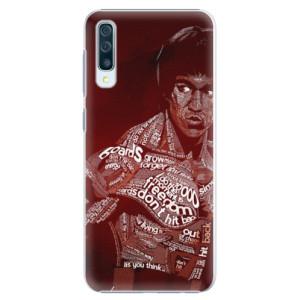 Plastové pouzdro iSaprio Bruce Lee na mobil Samsung Galaxy A50