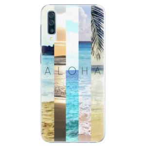 Plastové pouzdro iSaprio Aloha 02 na mobil Samsung Galaxy A50