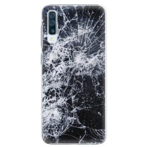 Plastové pouzdro iSaprio Praskliny na mobil Samsung Galaxy A50 / A30s