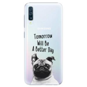Plastové pouzdro iSaprio Better Day 01 na mobil Samsung Galaxy A50